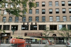 1-Empire Bldg 472 S. Salina St. Syracuse New York-badly damaged facade