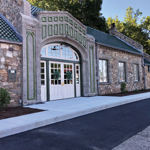 Restored Lake Hopatcong Train Station_front